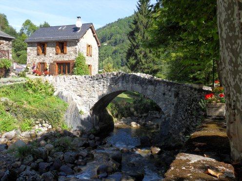 Le petit pont du Port