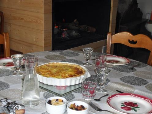 La table commune
