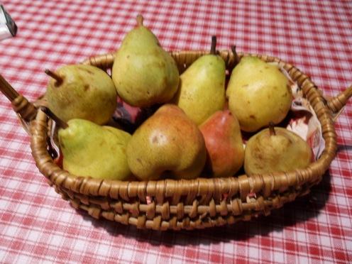 Des fruits pour la confiture