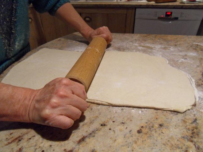 On donne les tours à la pâte