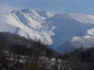 Les Pyrénées sous le soleil