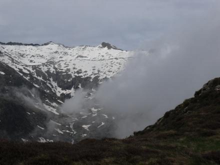 Brouillard sur Bassiès