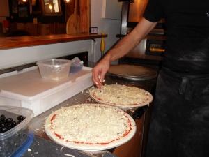 Les pizzas de Loumbass à Massat