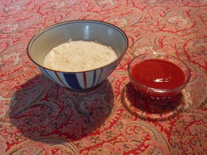 Le riz au lait