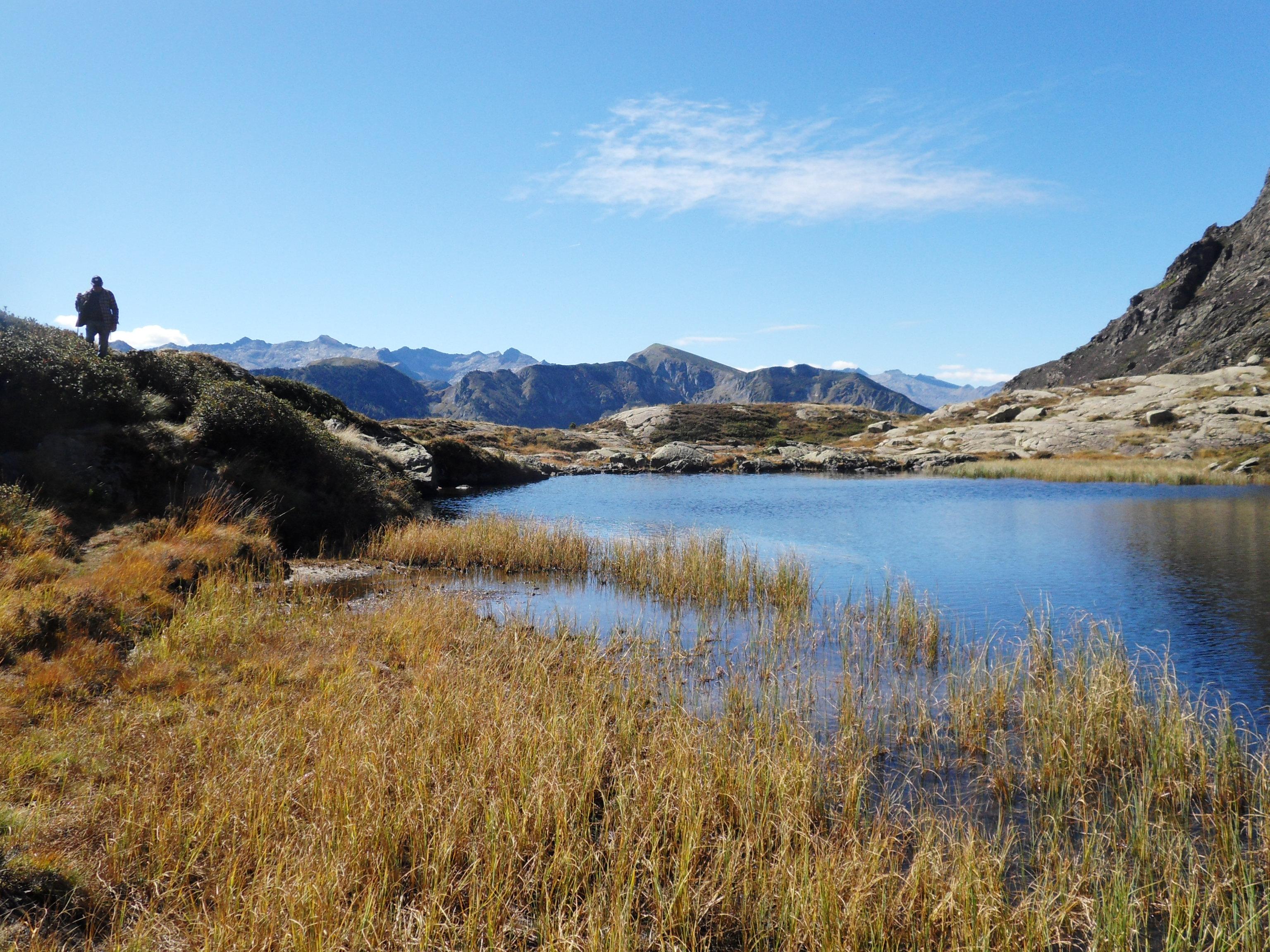 L'étang d'Arbu : une jolie petite randonnée