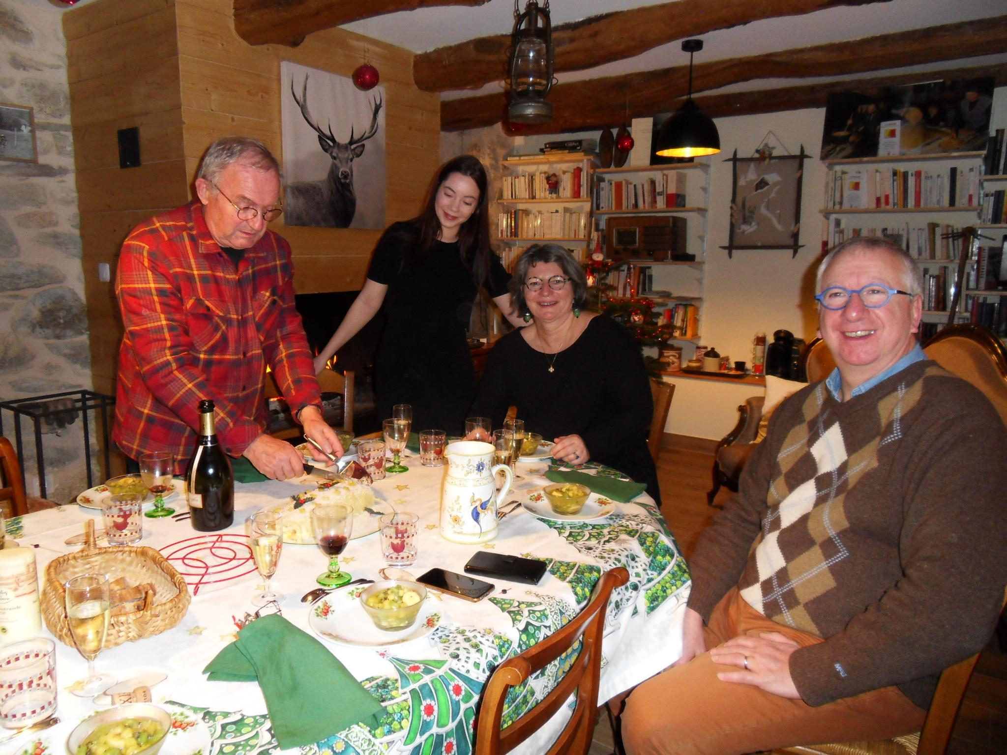 Au Péré… une belle fin d' année!