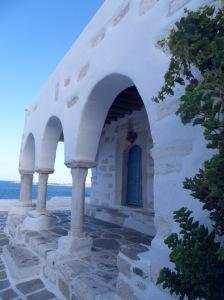 Les ruelles de Naxos