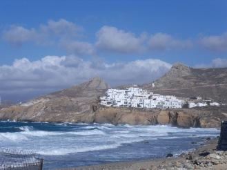 Village tout près de Naxos