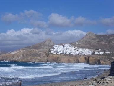 Village près de Naxos