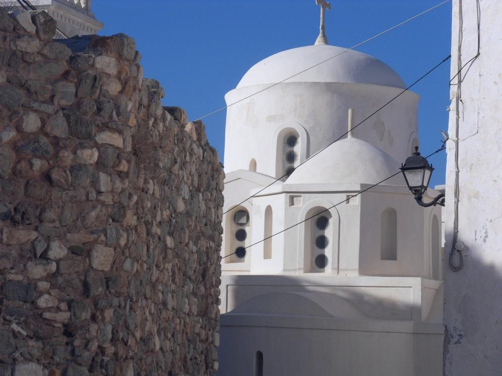 Les belles chapelles grecques