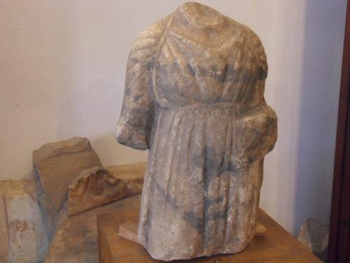 statue au musée archéologique
