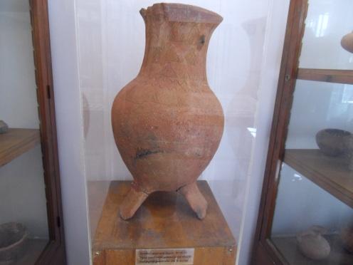 vase au musée archeologique