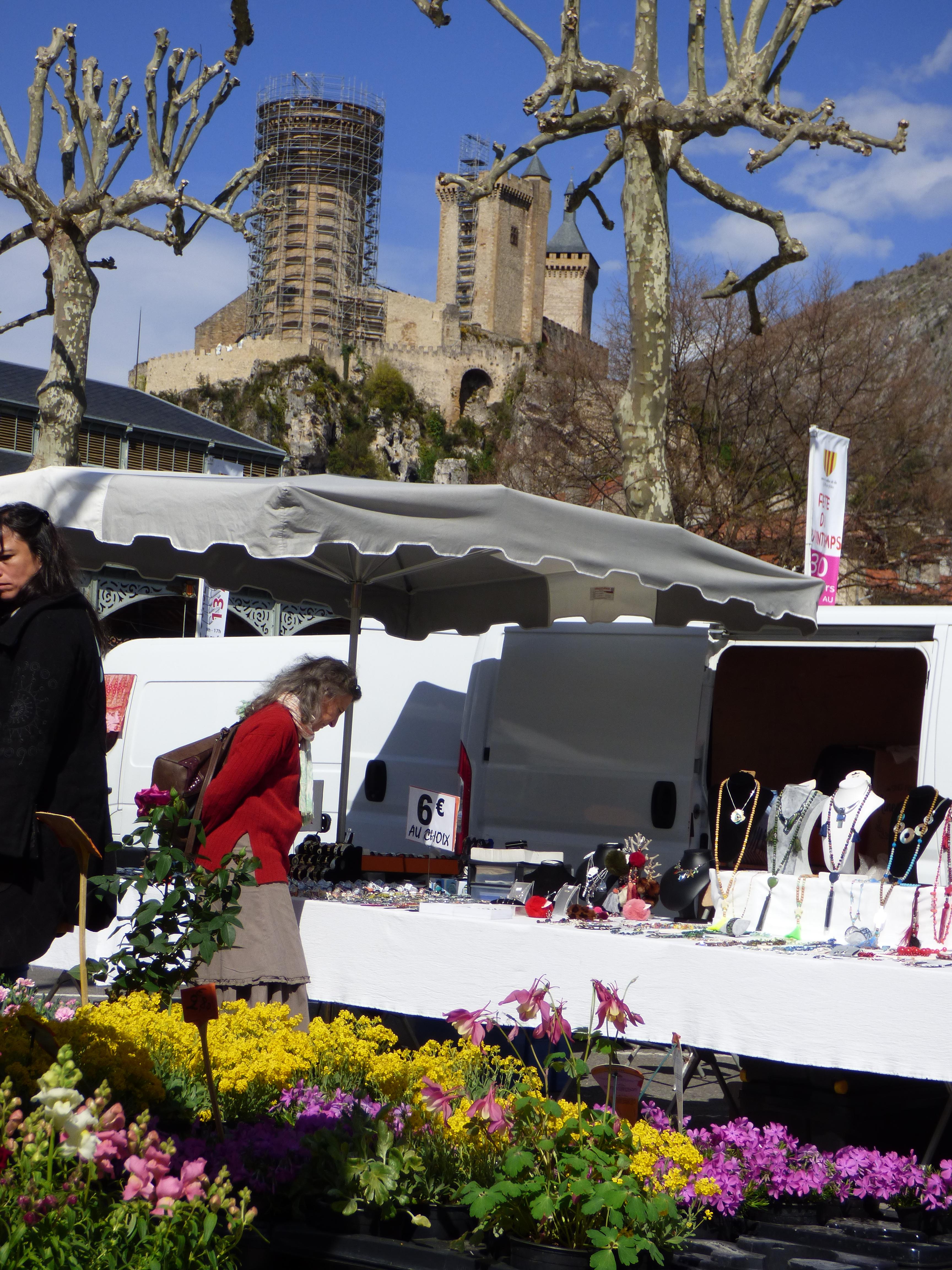Un petit tour à Foix et une bonne adresse à tester.