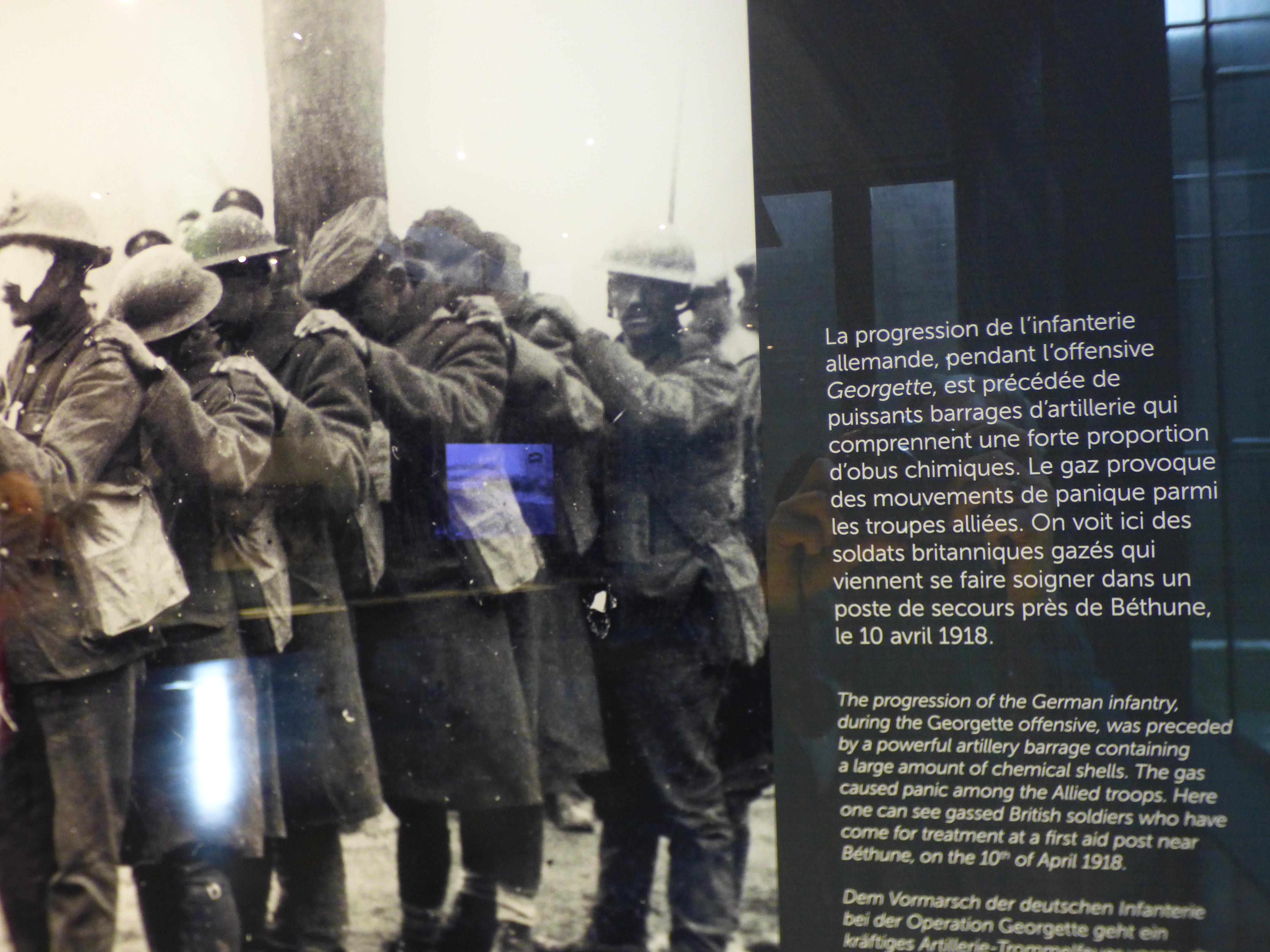 Photo ancienne de soldats britanniques